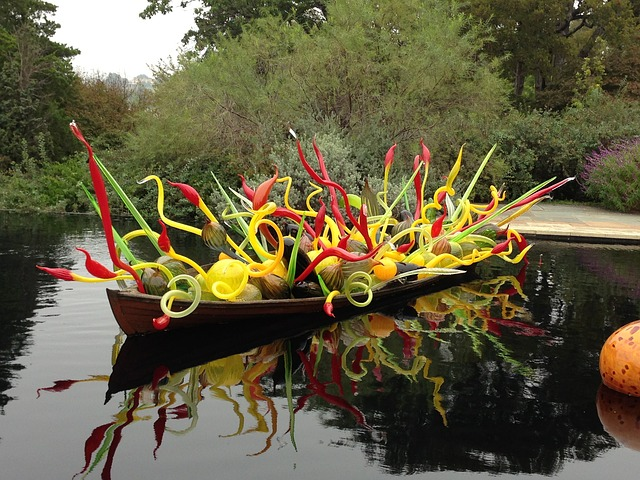 mayan, daykeeper, Cheun, creativity, art, joy, interplay, craftspeople, delight, union, Chihuly, Pixabay.com, HEALINGthroughCEREMONY.com, Michele Fire-River Heart