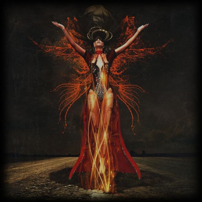 18 the magickal self, tarot, mayan, daykeeper, kawak, transformation, sudden, HEALINGthroughCEREMONY.com. Michele Fire-River Heart